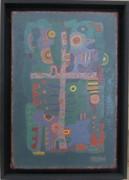 「森の肖像」SM(22.7×15.8㎝)